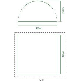 Coleman Event Dome Cenador XL 4,5 x 4.5